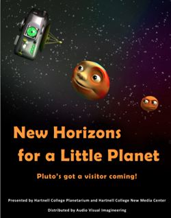 image-New Horizons for a Little Planet