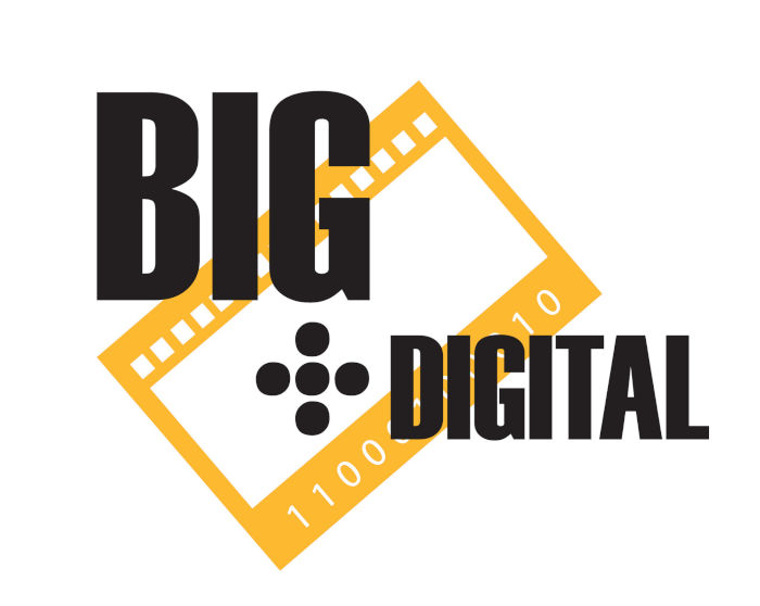 Big and Digital logo
