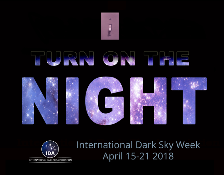Turn on the Night poster