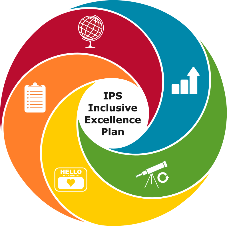 Logo for Inclusive Excellence