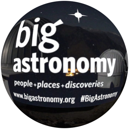 Image: Big Astronomy show banner