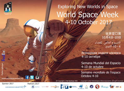 World Space Week 2017