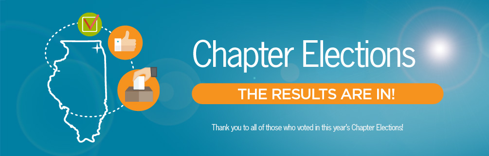 Chapter Election Results - Illinois Physical Therapy Association