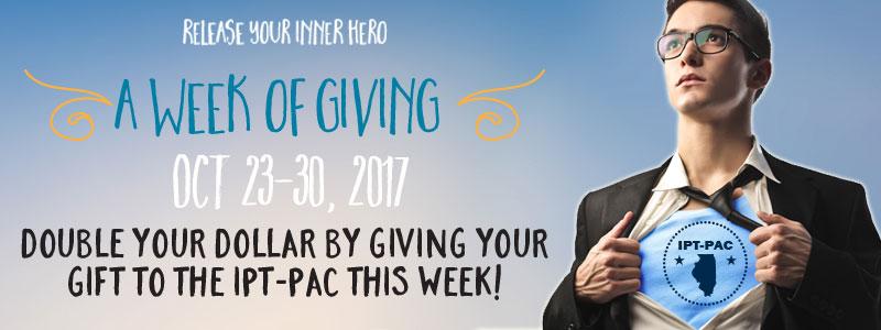 Week of Giving 2017