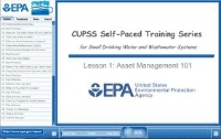 07/25/12 Asset Mgmt(AM) for Small Systems & EPA's Free AM Software Now Available  WEBINAR IEPA#5196