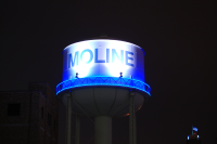 06/06/13 In the Plant Training: City of Moline Water Treatment Plant (Moline, IL) IEPA#7331