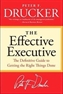 Conversation Live - Leadership Book Club - Effective Executive
