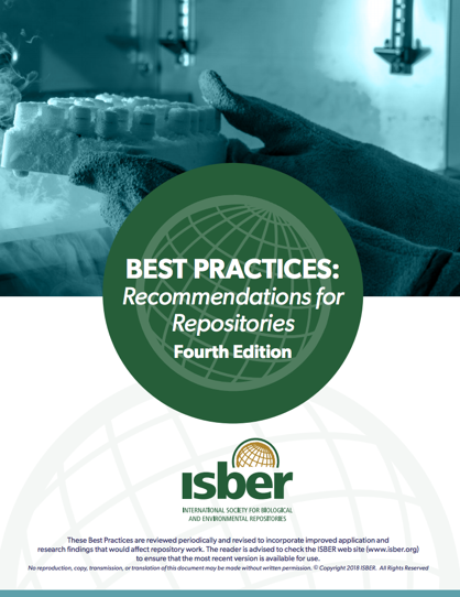 ISBER Best Practices