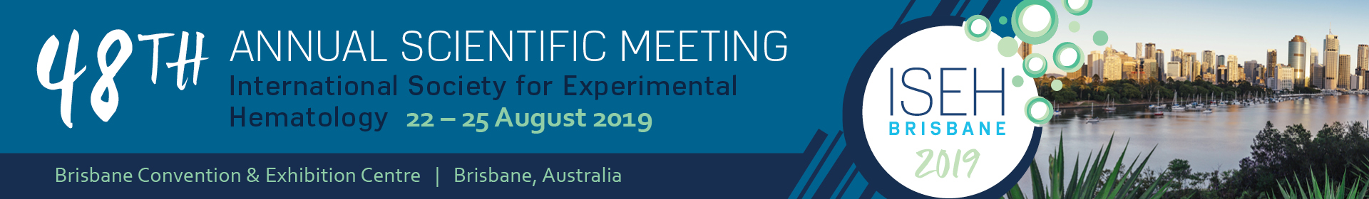 2019 Program - International Society for Experimental Hematology