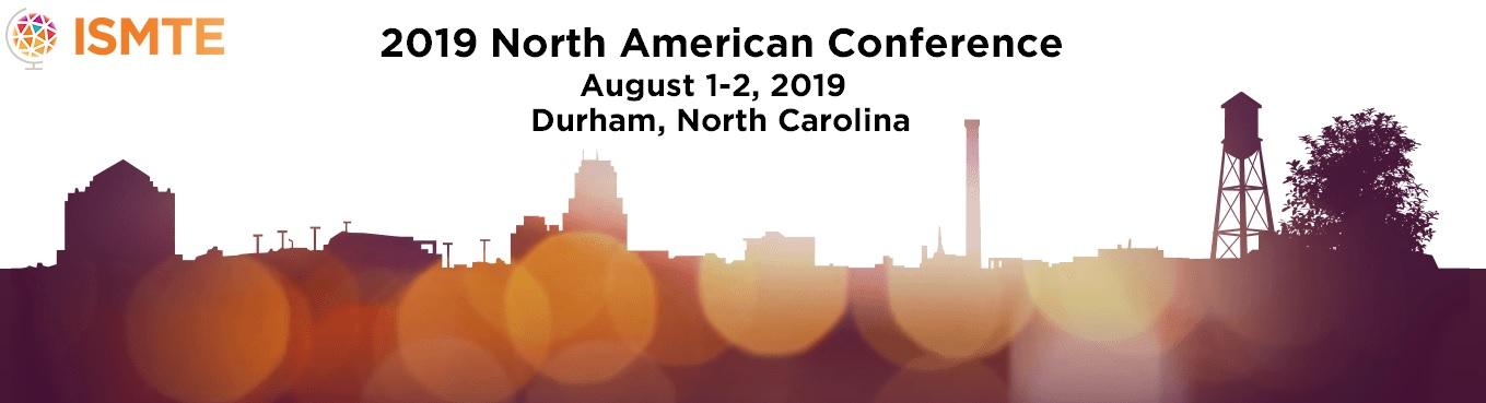 2019 North American Conference Agenda - International