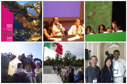 Photos from the 2004 Mexico City ISPA Congress