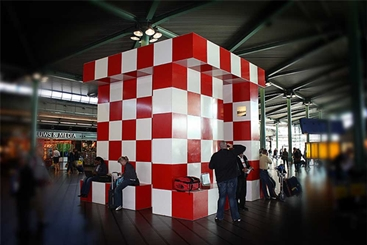 Meeting Point at Schiphol Airport