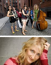 Jill Sobule: Music from Yentl Featuring Isle of Klezbos