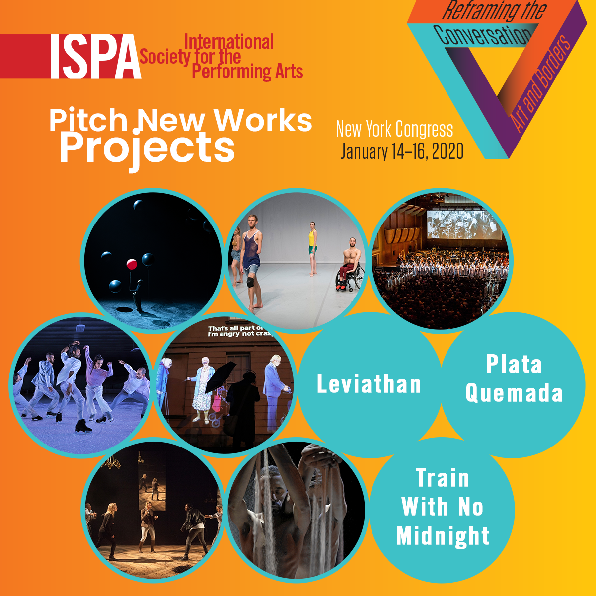 Pitch Projects for New York 2020 ISPA Congress