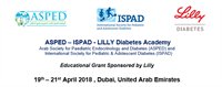 4th ASPED-ISPAD-Lilly Diabetes Academy