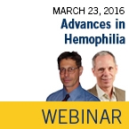 ISTH Academy Webinar: Advances in Hemophilia