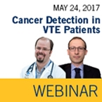 ISTH Academy Webinar: Cancer Detection in VTE Patients