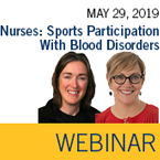 Nurses Webinar: Physical Activity and Sports Participation with Bleeding and Clotting Disorder