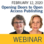 RPTH Webinar: Opening Doors to Open Access Publishing