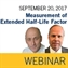 ISTH Academy Webinar: Considerations in the Measurment of Extended Half-Life Factor Products