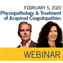 ISTH Webinar: Physiopathology and Treatment of Acquired Coagulopathies