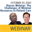 ISTH Nurses Webinar: The Challenges of Minimal Resources in Patient Care
