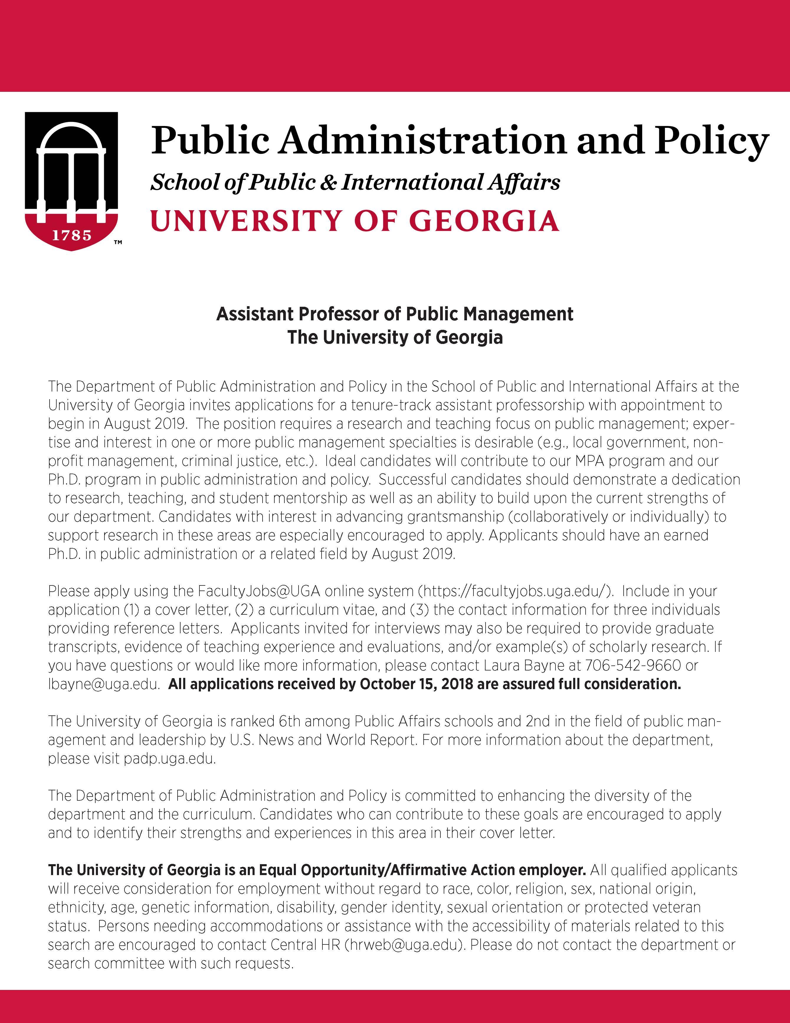 uga law cover letter - Jasonkellyphoto.co