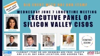 San Francisco Bay LIG| Silicon Valley CISO Executive Panel  (Chief Information Security Officer)