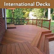 Cumaru - International Decks, Imported Wood, Exotic Wood