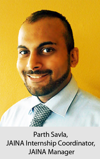 Parth Savla Program Coordinator