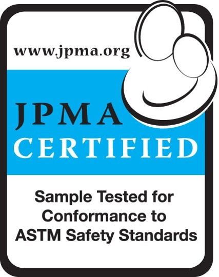 JPMA Certification Seal
