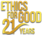 Ethics for Good XXI (Polsky Theatre, Overland Park)