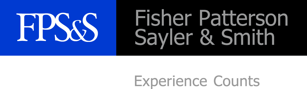 Fisher Patterson Sayler & Smith • Experience Counts