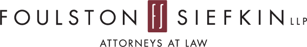 Foulston Siefkin LLP • Attorneys at Law