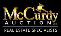 McCurdy Auction LLC • Real Estate Specialists
