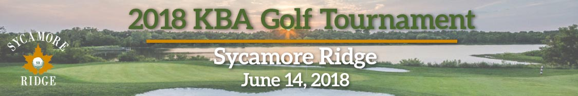 2018 KBA Golf Tournament | Sycamore Ridge Golf Course