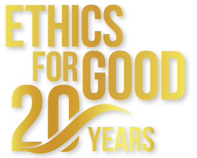 Ethics for Good - 20 Years