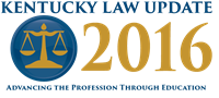 2016 Kentucky Law Update (Covington)