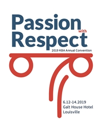 2019 KBA Annual Convention