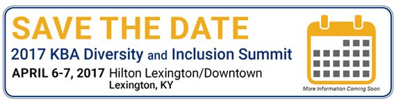 Save the Date for 2017 Diversity and Inclusion Summit