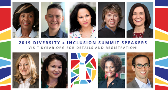 2019 Diversity & Inlcusion Summit Speakers