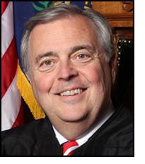 Chief Justice John D. Minton