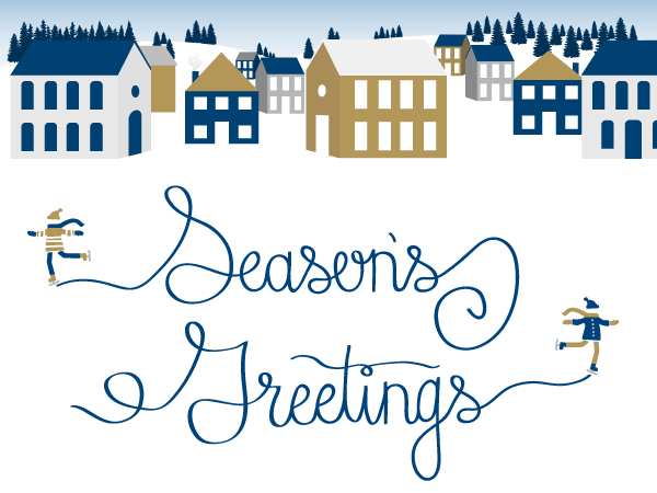 Seasons Greetings KBF Skating