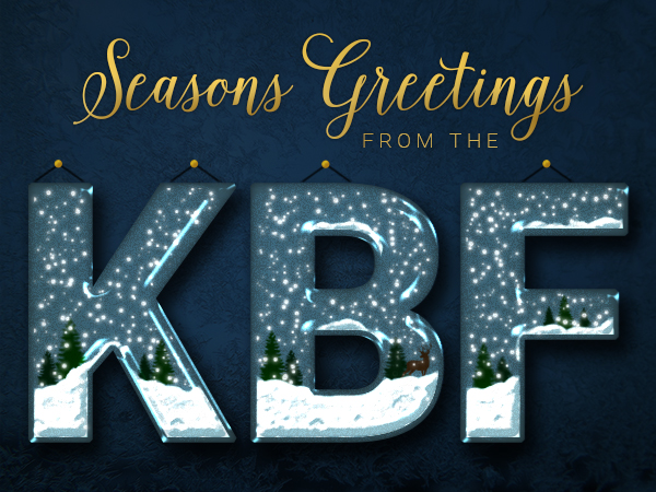 Seasons Greetings KBF Snow globe
