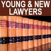 Young & New Lawyers -NO Meeting