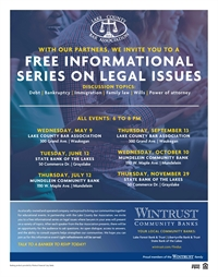 Wintrust Community Informational Series