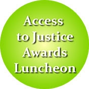 2019 Access to Justice  Awards Luncheon