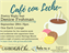 Café con Leche: Poetry Night feat Denice Frohman