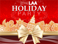 LAA Holiday Party
