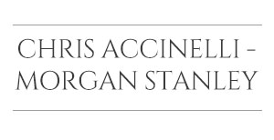 Chris Accinelli - Morgan Stanley